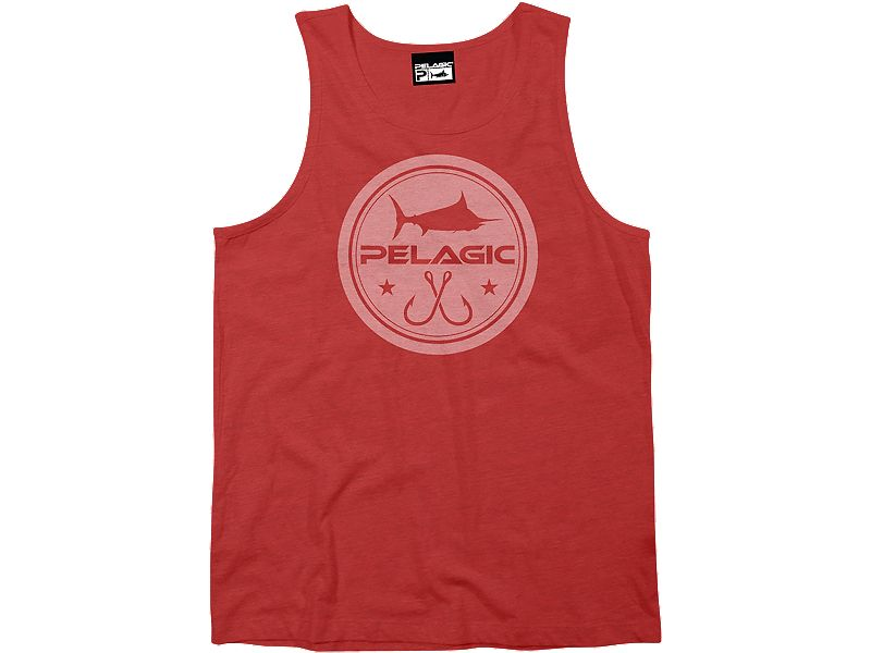 Pelagic Circle Logo Premium Tank