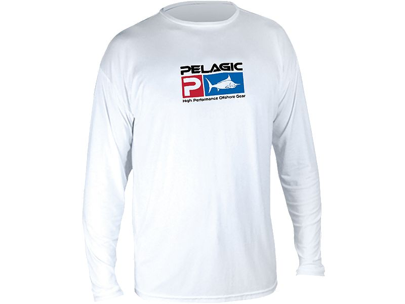 Pelagic Aquatek Youth Long Sleeve Shirt