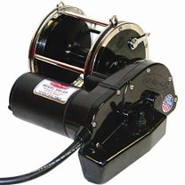 Elec-Tra-Mate XP Series Electric Reels