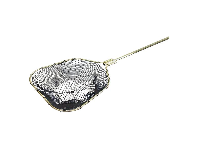 Promar rubber tuna landing net melton international tackle for Rubber fishing nets