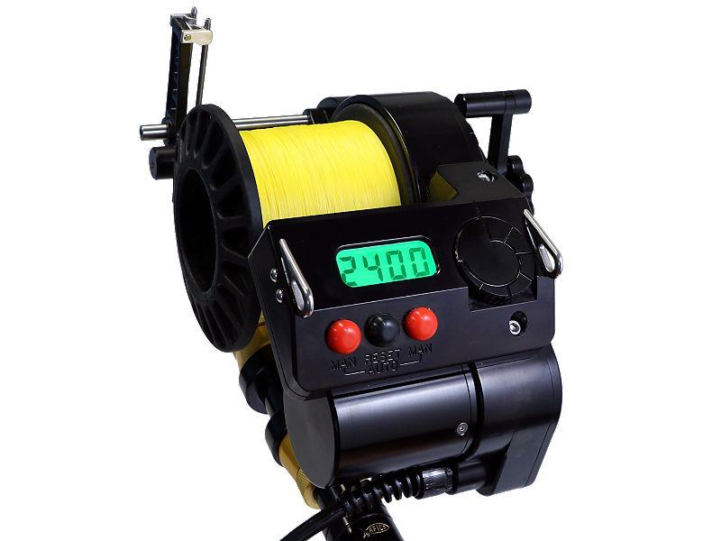 Lindgren-Pitman SV-2400 Ultimate Dredge Electric Reel