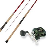 Shimano Terez Casting Combos