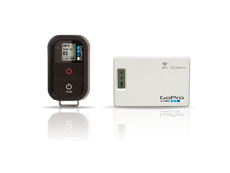 GoPro Wi-Fi BacPac and Wi-Fi Remote