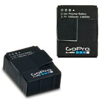 GoPro HD Hero3 Rechargeable Battery