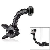 GoPro HD Hero3 Plus Jaws Flex Clamp Mount
