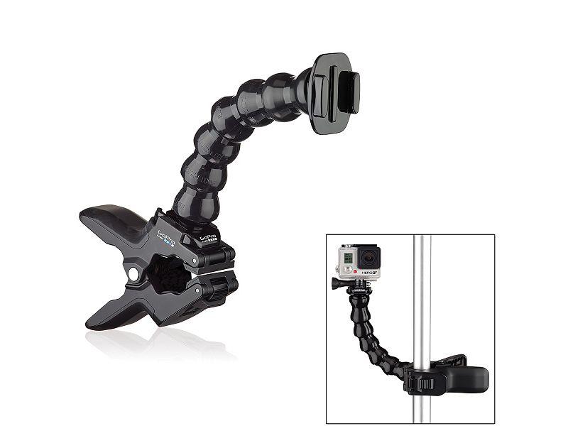 GoPro HD Hero3 Plus Jaws Flex Clamp Mount