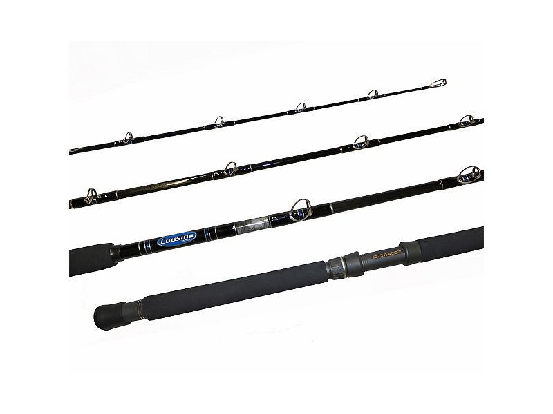 Cousins Tackle Live Bait Conventional Rods