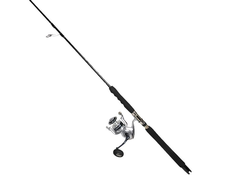 Shimano TZS72H Spinning Rod w/Saragosa SRG20000SW Reel Combo