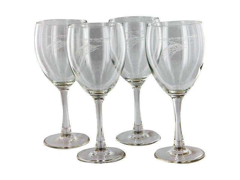 Big Game Wine Glasses