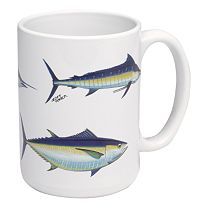 Four Fish Offshore Coffee Mugs