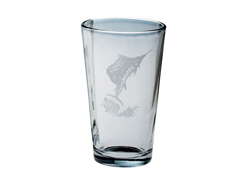 Big Game Pint Glasses