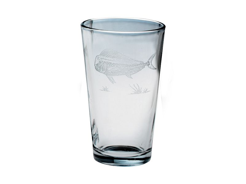 Big Game Pint Glass
