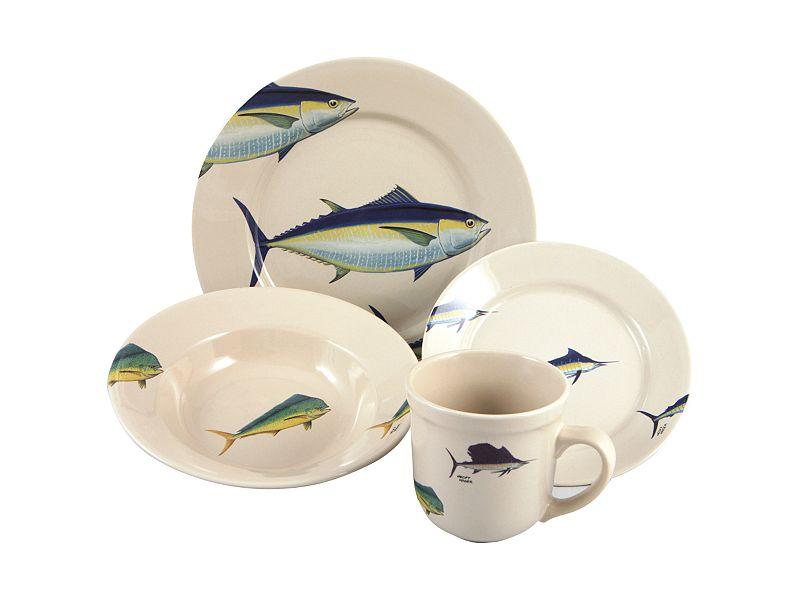 Big Game Dinner Set