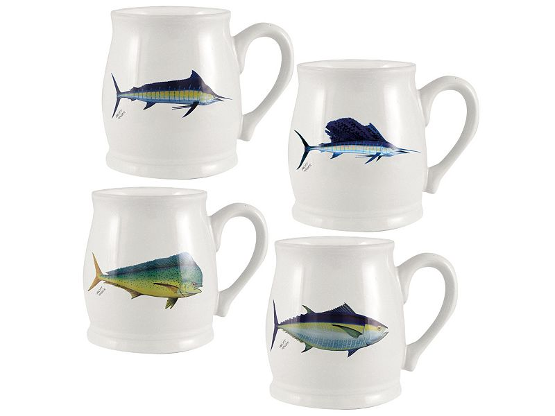 Blue Bell Coffee Mugs - One of each
