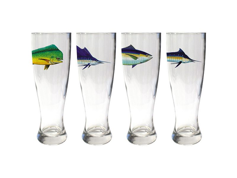 Offshore Pilsner Glasses
