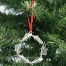 Big Game Pewter Tree Ornament