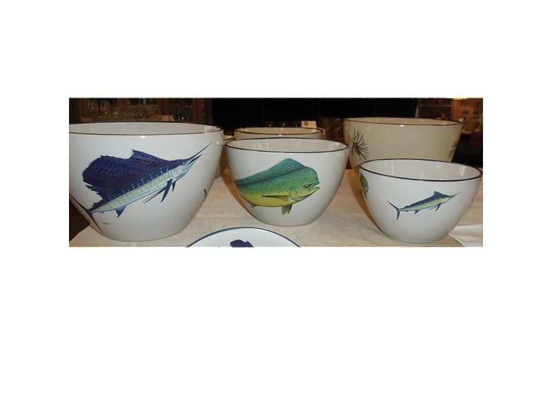 Big Game Serving/Mixing Bowl Set -