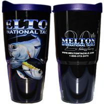 Melton Tackle 20th Anniversary Tumbler