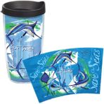 Guy Harvey Save Our Seas Recycle Tervis Tumbler Wraps