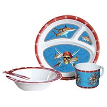 Guy Harvey Child's Dish Set