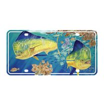 Guy Harvey License Plate