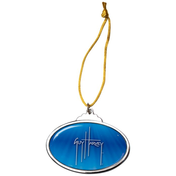 Guy Harvey Signature Ornament