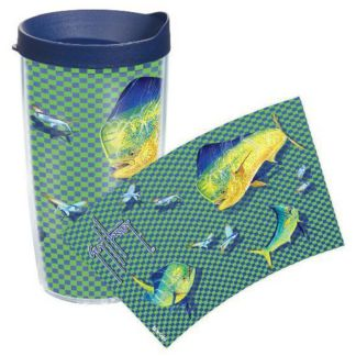 Guy Harvey Pirate Shark Tervis Tumbler Wraps