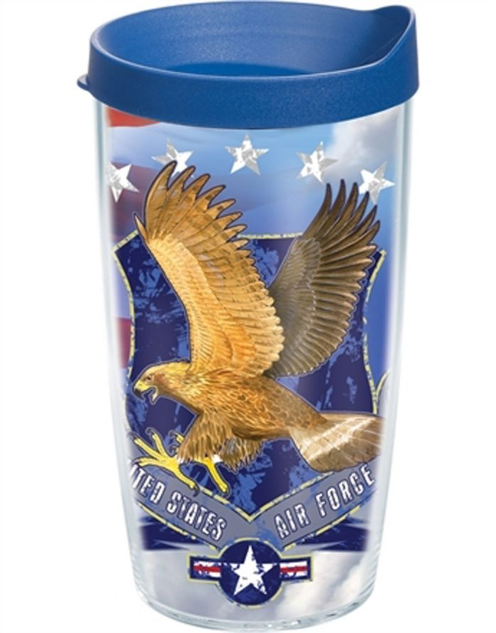 Guy Harvey Air Force Tervis Tumbler Wrap