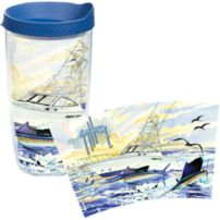Guy Harvey Boat & Sailfish Tervis Tumbler Wraps