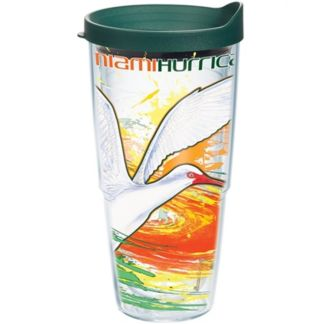 Guy Harvey University of Miami Collegiate Tervis Tumbler