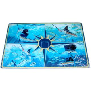 Guy Harvey Billfish Cutting Board