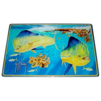 Guy Harvey Dorado Cutting Board