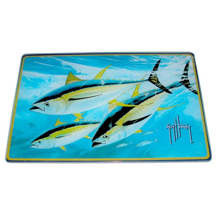 Guy Harvey Tuna Cutting Board
