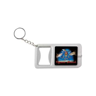 Guy Harvey Pirate Shark Keychain