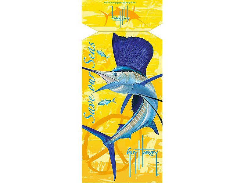 Guy Harvey Sea Towel