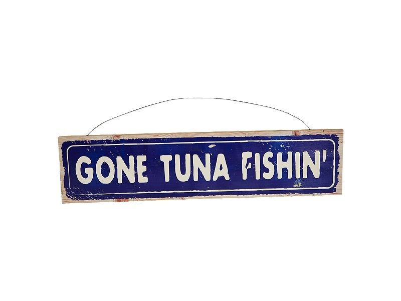 Gone Tuna Fishin'