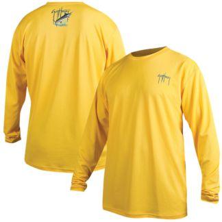 Guy Harvey Performance Long Sleeve Shirt
