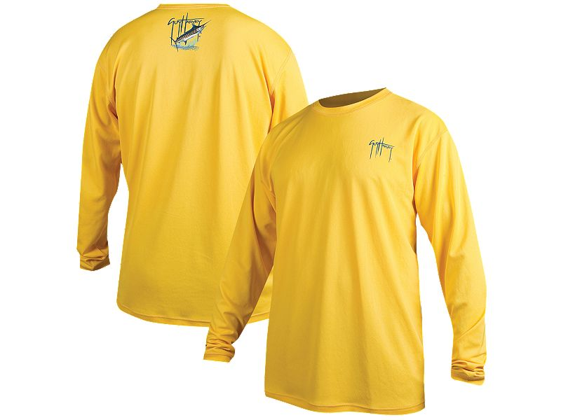 Guy Harvey Performance Long Sleeve Shirt