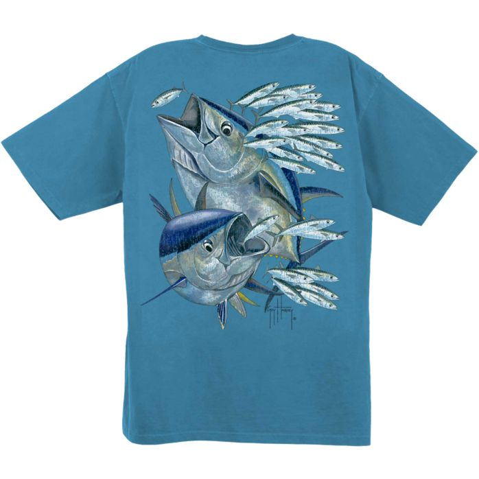 Guy Harvey Bluefin Tuna Vintage T-Shirt