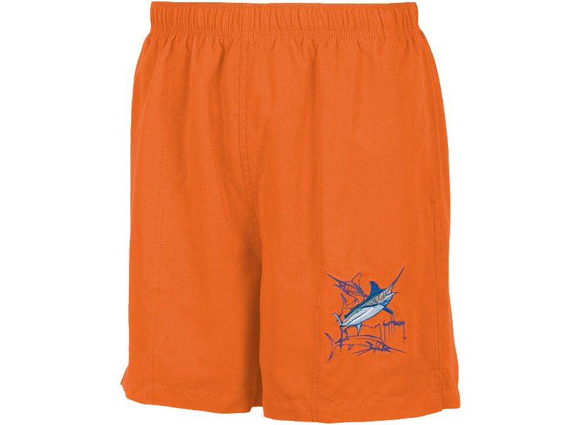 Guy Harvey Grand Slam Swim Trunks