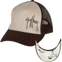 Blue Marlin Trucker Hat