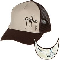 Guy Harvey Blue Marlin Trucker Hat