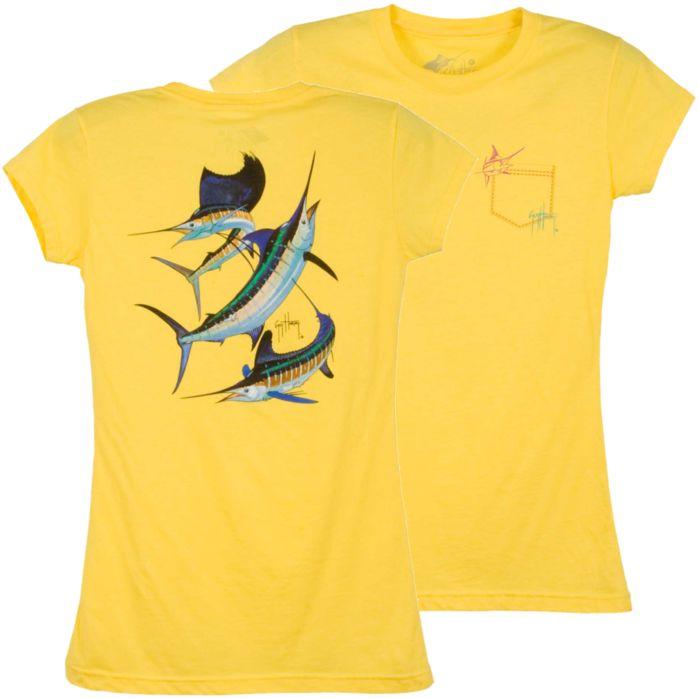 Guy Harvey Grand Slam Junior T-Shirt