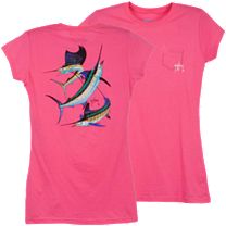 Guy Harvey Grand Slam Junior T-Shirt