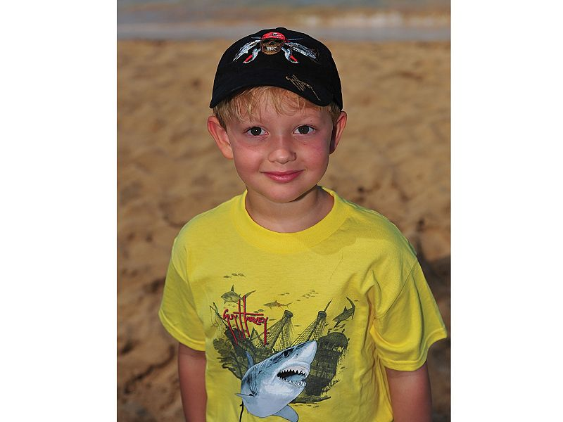 Guy Harvey Pirate Shark 3 Youth T-Shirt