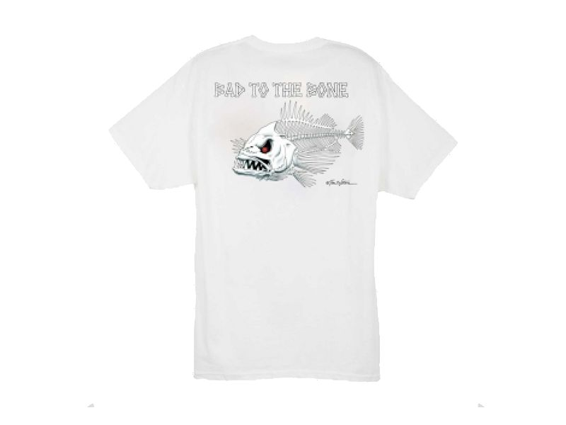 AFTCO Bluewater Bad To The Bone T-Shirt