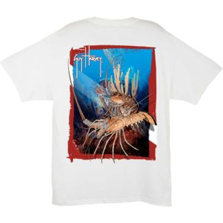 Guy Harvey Rock Lobster T-Shirt