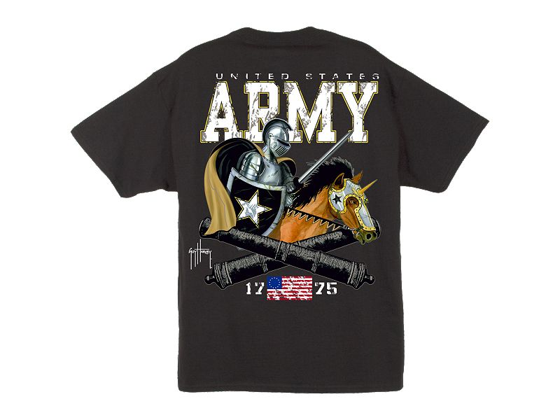 Guy Harvey United States Army T-Shirt