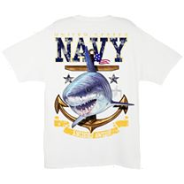Guy Harvey United States Navy T-Shirt