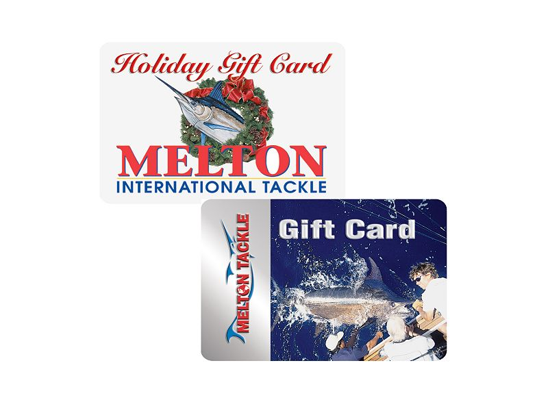 Melton Tackle Gift Cards